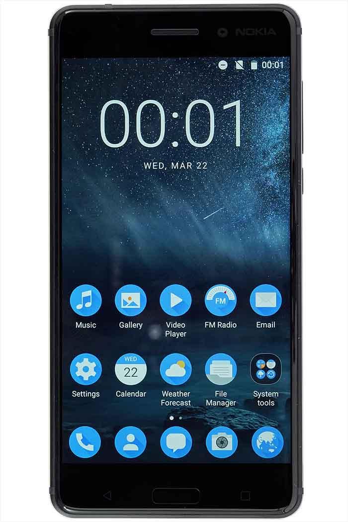 Nokia Nokia 6 Teardown