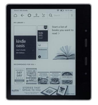 Amazon Kindle Oasis (Gen2) Teardown